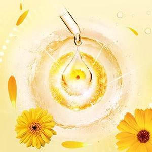 金盏花锁水花瓣面膜、与你一见倾心