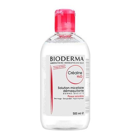 【香港直邮】Bioderma/贝德玛卸妆水粉水500ml/瓶包邮