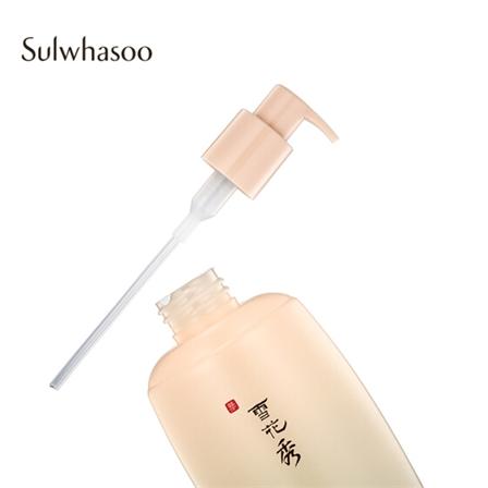 雪花秀顺行柔和洁颜油洗面奶200ml/瓶包邮