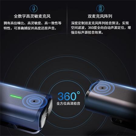 搜狗AI智能录音笔C1高清录音微型便携包邮