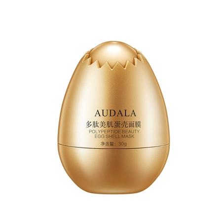 【爆款】AUDALA蛋蛋面膜酵母卵壳夜间睡眠免洗保湿提拉紧致30g/瓶包邮