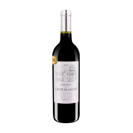 十字布朗城堡红葡萄酒 750ML