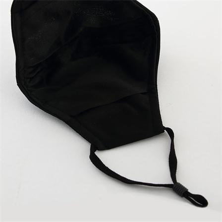 37.8°C 石墨烯抗菌防流感口罩轻薄透气 男女款(BC款)黑色 可水洗 2只盒装/包邮