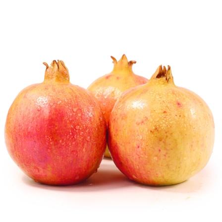 会理突尼斯软籽石榴红软无籽石榴现摘新鲜水果带箱5斤