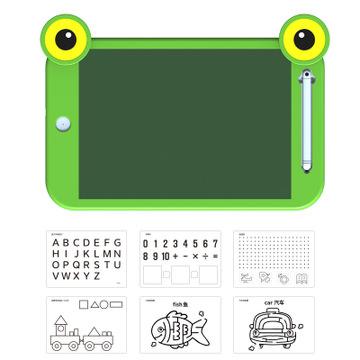 旅行蛙+6张临摹纸