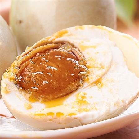 泓花会传统工艺红泥腌制烤鸭蛋咸鸭蛋20枚礼盒装