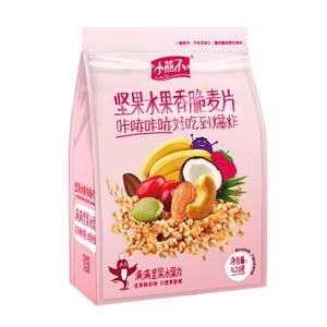 小燕子坚果水果香脆麦片420克6931465592660
