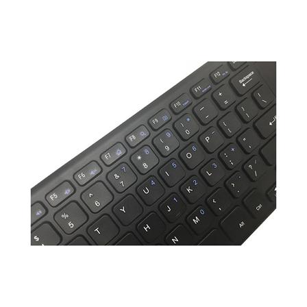 时尚超薄触摸无线键盘鼠标键盘一体笔记本键盘包邮