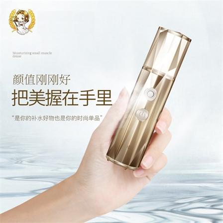 金稻补水器智能冷喷保湿便携式面部美容仪包邮