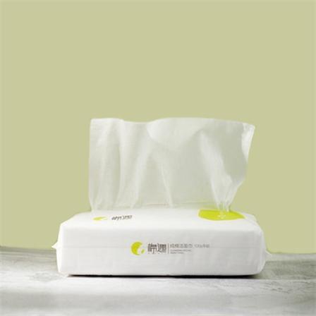 棉遇 一次性洗脸巾纯棉抽取式 包邮