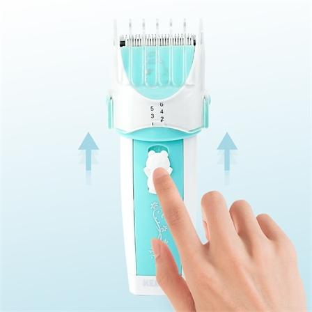 家用儿童电推剪个护电推子 宝宝专用电动理发器