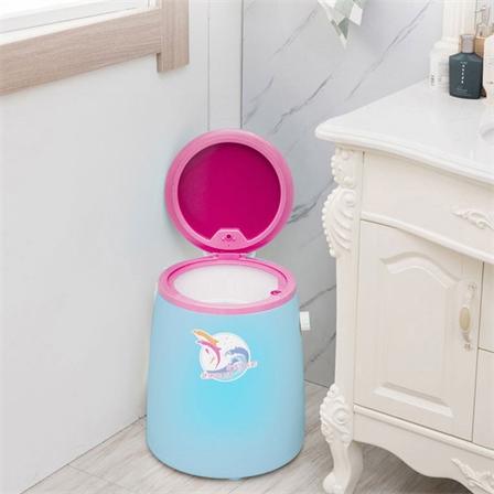 海普/Haipu家用迷你小型半自动3公斤洗衣机XPB30-9HMS消毒自清洁婴幼儿专用