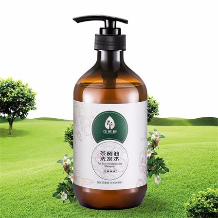 花果树茶树油平衡调理洗发水