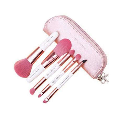 SY化妆刷套装便携刷子化妆粉刷眼影刷眉刷初学者化妆工具组合