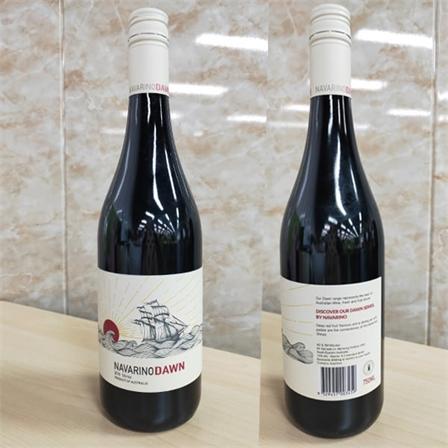 澳洲直供西拉红酒750ml 澳洲原装进口红酒