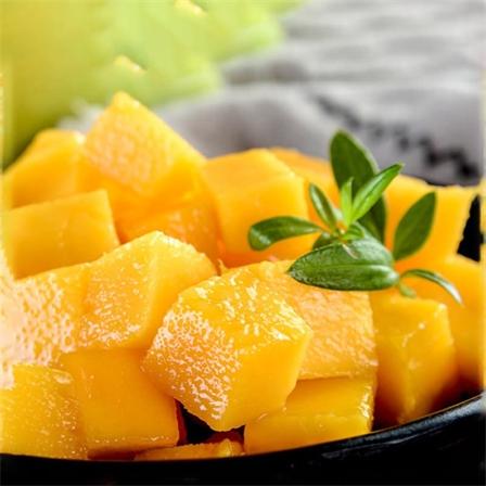 正宗海南金煌芒果新鲜水果产地直供8斤装/包邮