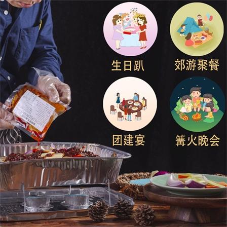 天天打鱼便携即食烤鱼五种口味旅游聚餐快捷方便罗非鱼1kg/发货地址仅限广东包邮